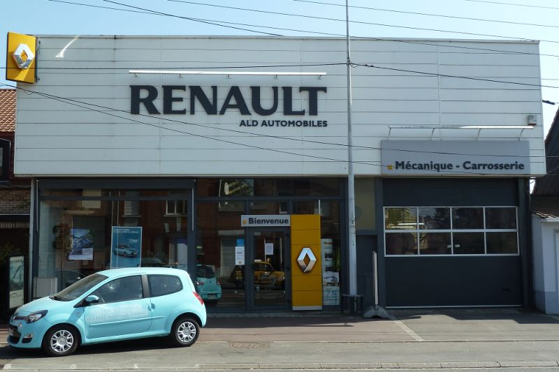 Garage renault seclin maison design for Garage renault beaurepaire