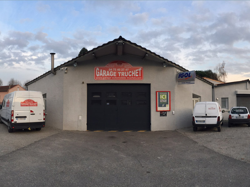 Garage auto truchet saint p ray et valence for Garage automobile saint brieuc