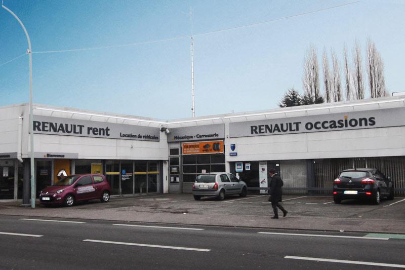 Garage Renault Villeneuve D Ascq