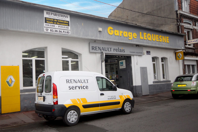 Agent garage renault lille garagiste lille garage for Renault garage lille